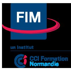Logo FIM CCI Normandie