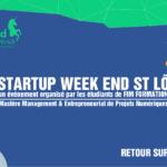 Startup weekend ST LÔ