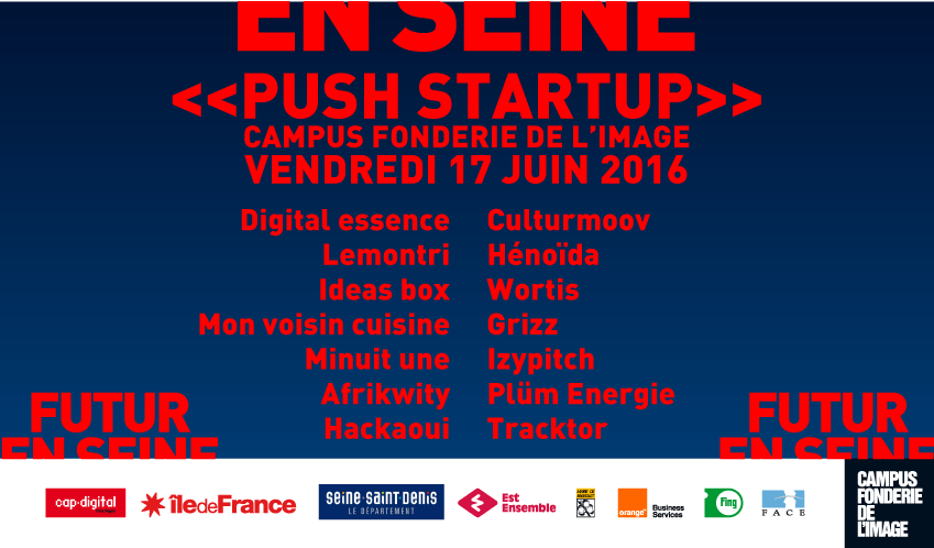 Push Startup 93 programme