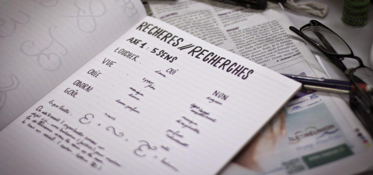 «Graphiste… un écrivain public?» – Workshop des concepteurs designers en communication graphique option Print