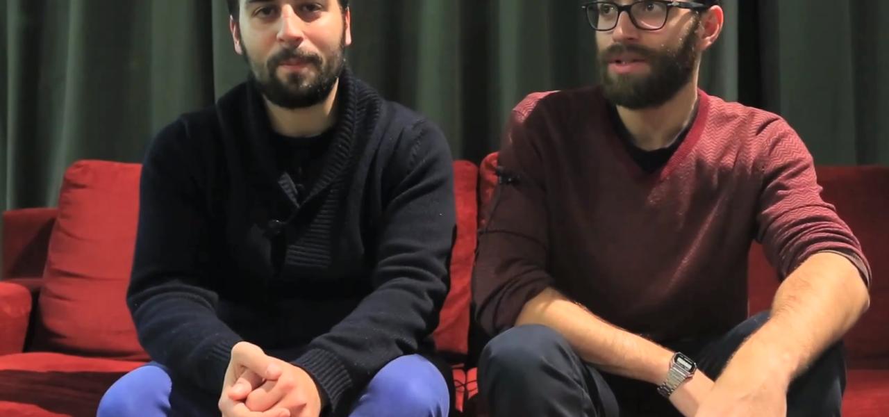 Interview vidéo: Yann et François, créateurs de Solart