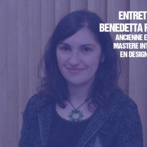 Alumni: que sont-elles devenues? – Benedetta Gemiliana Pastore