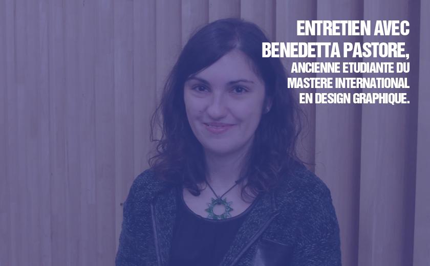 Alumni: que sont‐elles devenues? – Benedetta Gemiliana Pastore