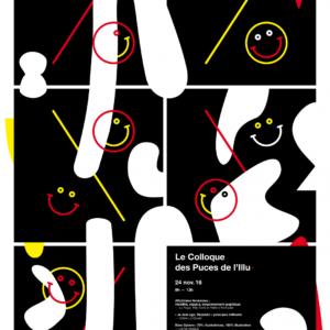 Colloque des Puces de l'Illu: 93% meufs, 100% illustration