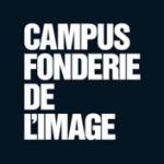 Logo cu campus de l'image