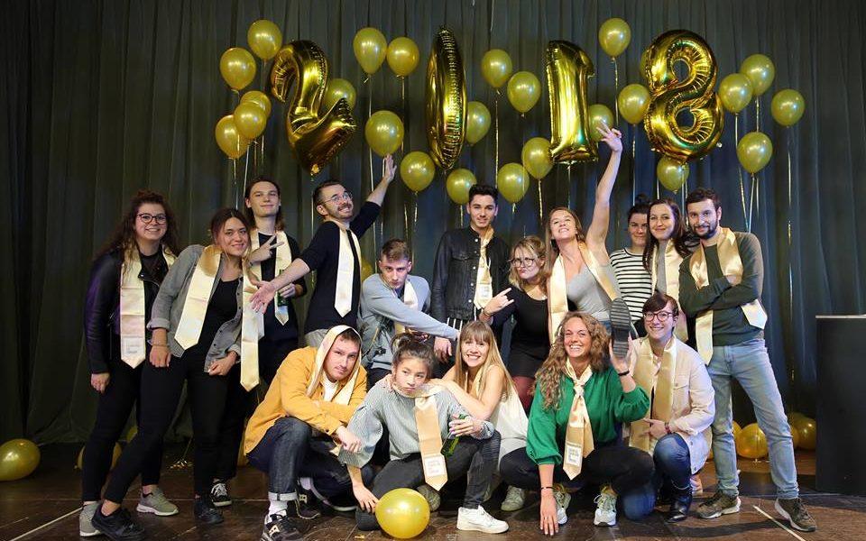 Cérémonie de remise des diplômes 2018: 194 diplômé-es!