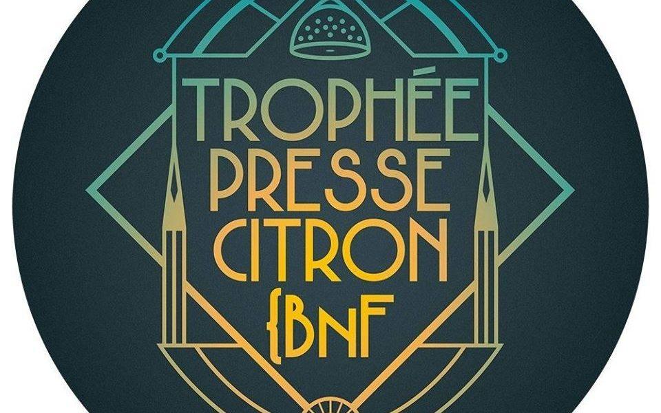 Workshop Trophée Presse Citron