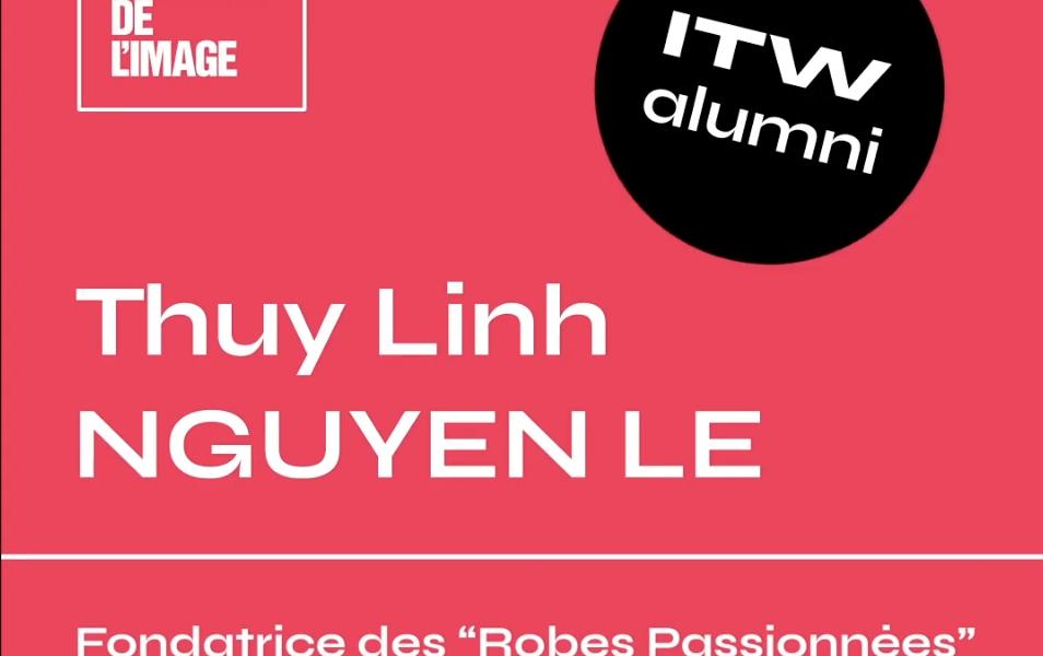 Rencontre en vidéo avec Thuy Linh Nguyen Le, ancienne étudiante en Chef de projet Web et UX Design