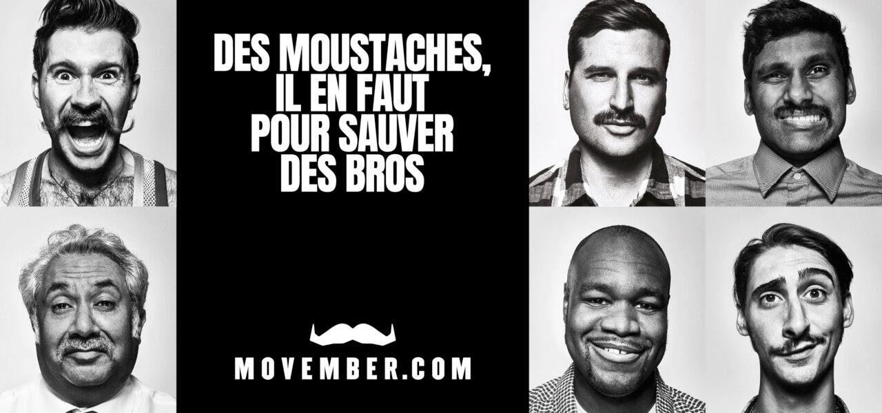 Movember: participez au concours graphique organisé par les BTS Communication!