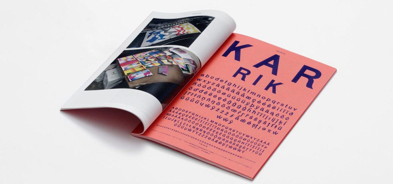 Commandez dès maintenant votre exemplaire de la revue Composite, réalisée par les étudiants du Mastère Design graphique!
