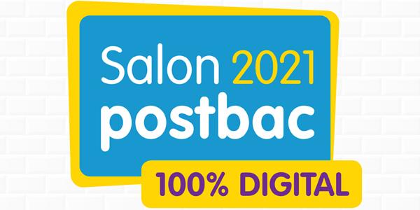 Retrouvez le Campus sur la plateforme du salon Postbac 2021