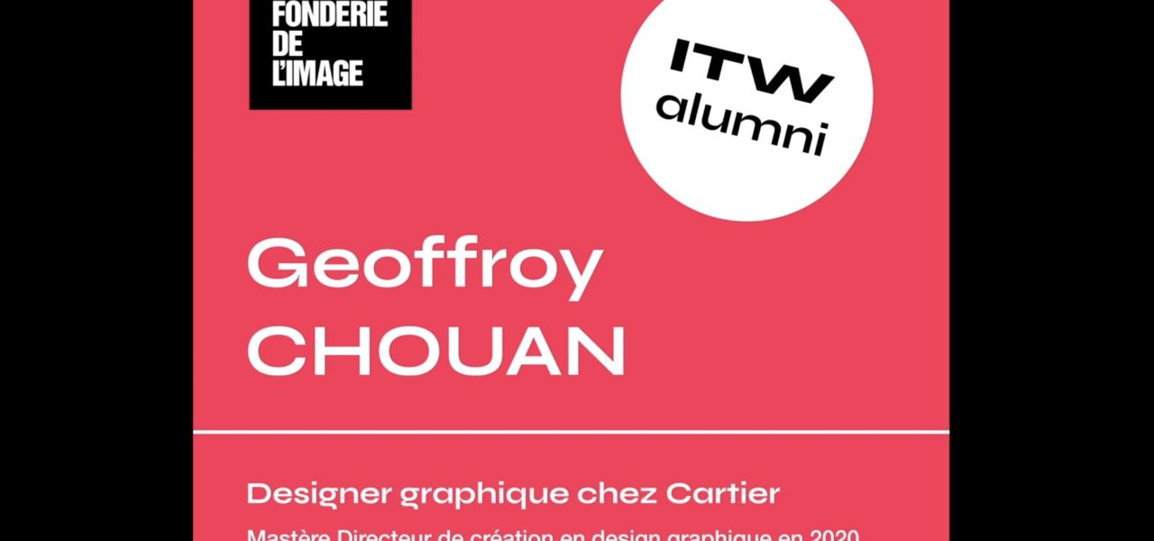 Interview Alumni: Geoffroy Chouan vous parle de son expérience au Campus!