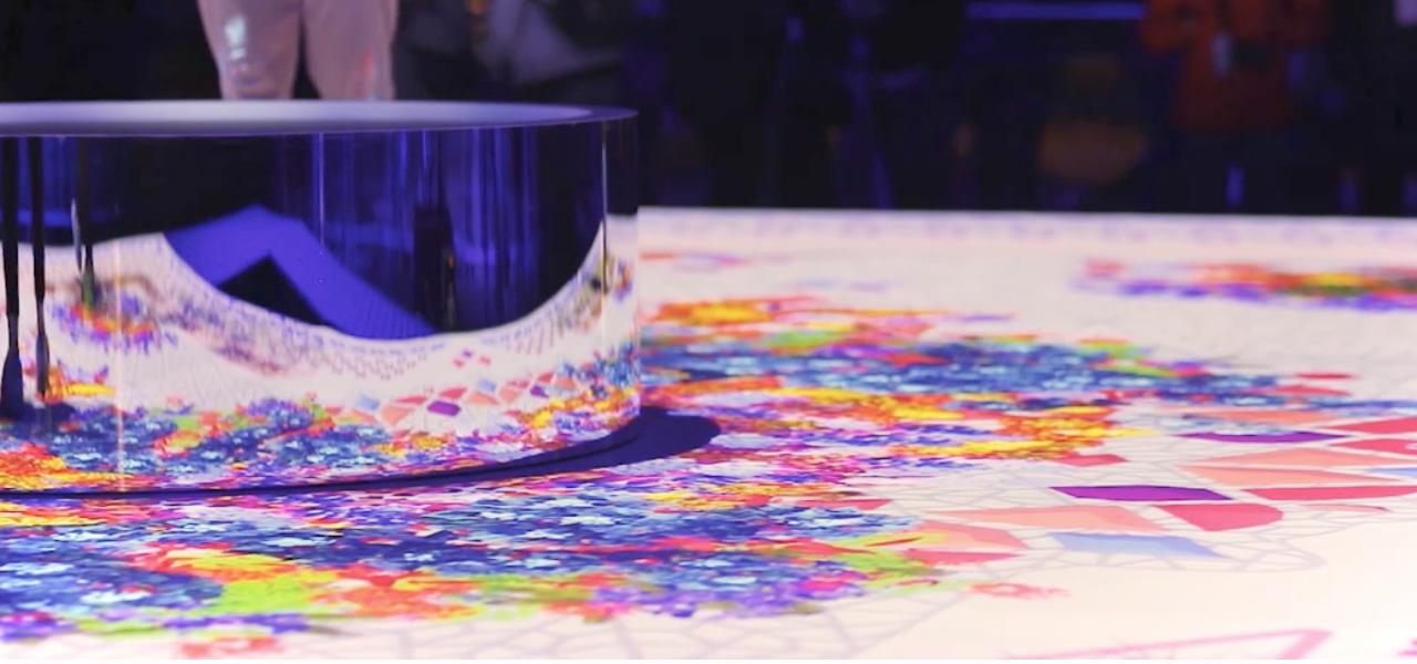 Visionnez le replay de la conférence «Design interactif et nouvelles techniques de production visuelle» par Alexandre Rivaux